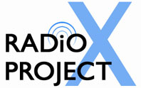 Radio Project X Logo